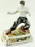 Скульптура «Брюс Ли» цвет авт. Г. Шестакова