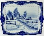 Плакетка «Тема» 03 авт. Ю. Гуляев
