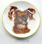 Плакетка «Собака 1»