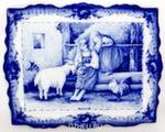 Плакетка «Тема» 19 авт. Ю. Гуляев