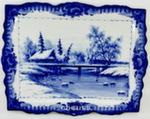 Плакетка «Тема» 22 авт. Ю. Гуляев
