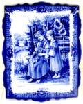 Плакетка «Тема» 35 авт. Ю. Гуляев