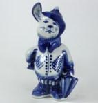 Скульптура «Заяц-пожарный»