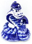 Скульптура «Змей Пожарный» штоф