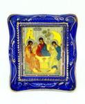 Киот настольный лик «Троица»