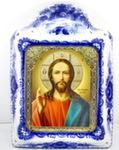 Икона рама б. «Образ Господа нашего Иисуса Христа»