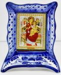 Икона рама м. «Божией матери Всецарица»
