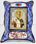 Икона рама м. «Николай Чудотворец»