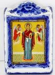 Икона рама ср. «Божией матери Нерушимая стена»