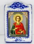 Икона рама ср. «Пантелеймон Целитель»