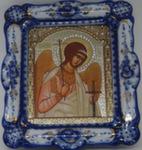Икона «Ангел хранитель» авт. И. Дрезгунов