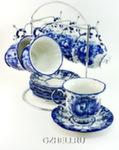 Чайный набор «Тюльпан»
