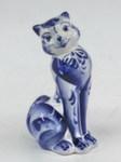 Скульптура «Кот 11»