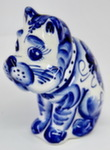 Скульптура «Собака 01»