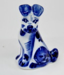 Скульптура «Собака 08»