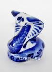 Скульптура «Змея Кобра Ксюха»