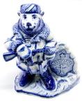 Из серии скульптур «Медведь. Партизан»  авт. В. Сухов