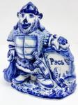 Из серии скульптур «Медведь. Богатырь» авт. В. Сухов