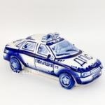 Скульптура «Машина Полиция» авт. А. и И. Дрезгуновы