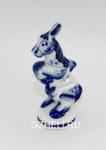 Скульптура «Фигура Конь» шахматная авт. А. и И. Дрезгуновы