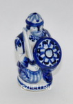 Скульптура «Фигура Пешка» шахматная авт. А. и И. Дрезгуновы