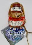 Скульптура «Оберег магнит Обсидиан» (цвет) авт. А. и И. Дрезгуновы