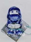 Скульптура «Оберег магнит Обсидиан» авт. А. и И. Дрезгуновы