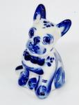 Скульптура «Собака Дружок» авт. А. и И. Дрезгуновы