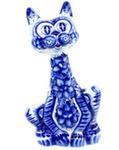 Скульптура «Кот Леопольд» авт. Е. Сивова