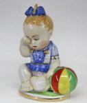 Скульптура «Пупсик 3» цвет авт. В. Коришев