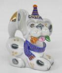 Скульптура «Собачка 1» цвет авт. В. Коришев