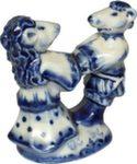 Скульптура «Мышиный вальс» авт. А. Жигунов