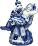 Скульптура «Русалка» авт. А. Жигунов