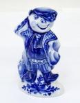 Скульптура «Поросенок-купец» авт. А. Жигунов