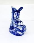 Скульптура «Заяц после 1-го» авт. А. Жигунов