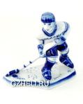 Скульптура «Хоккеист» авт. А. Жигунов