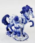 Скульптура «Лошадь и мальчик» авт. А. Жигунов