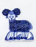 Скульптура «Овца» магнит авт. А. Жигунов