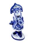 Скульптура «Обезьяна снегурочка» авт. А. Жигунов