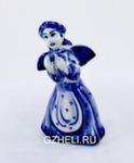 Скульптура «Ангел с голубем» авт.С. Мамонтов