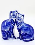 Скульптура «Коты - Сладкая парочка» авт.С. Мамонтов
