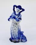 Скульптура «Девушка с кошками» авт.С. Мамонтов