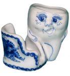 Скульптура «Зуб подставка» авт. О. и М. Пулеметовы