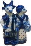 Скульптура «Козлики» авт. Н. и В. Бидак
