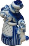 Скульптура «Друзья» авт. Н. и В. Бидак