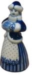 Скульптура «Снегурочка» авт. Н. и В. Бидак