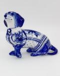 Скульптура «Собака Такса» авт. Н. и В. Бидак