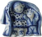 Скульптура «Дождик» авт. В. И Л. Черновы