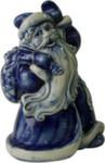 Скульптура «Дед Мороз» авт. В. И Л. Черновы