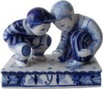 Скульптура «Жук» авт. В. И Л. Черновы